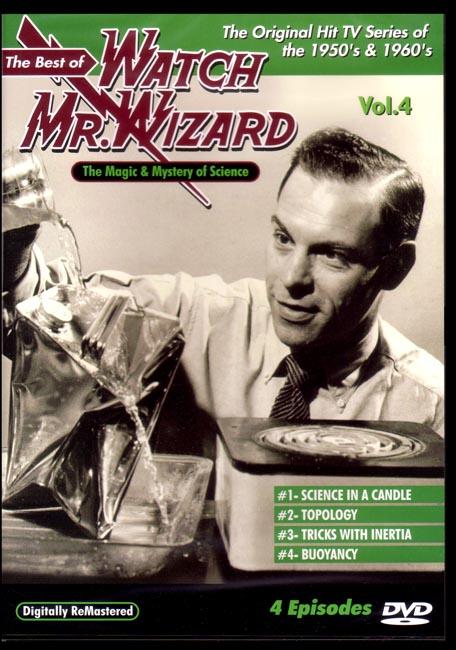 Watch Mr. Wizard Vol. 4