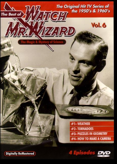 Watch Mr. Wizard Vol. 6