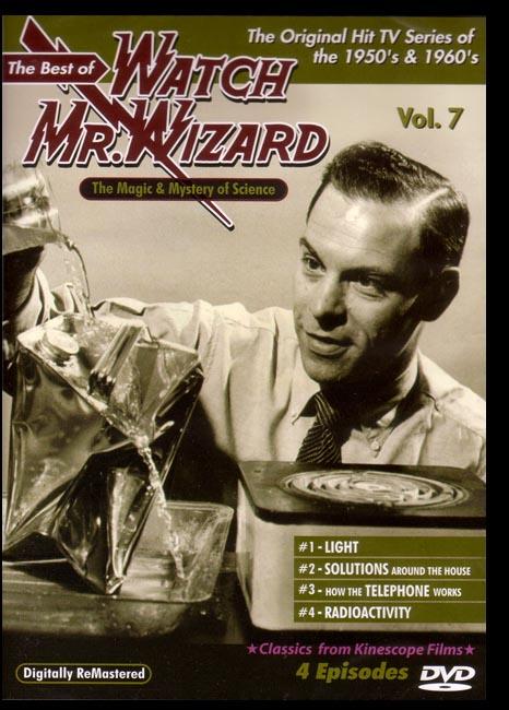 Watch Mr. Wizard Vol. 7