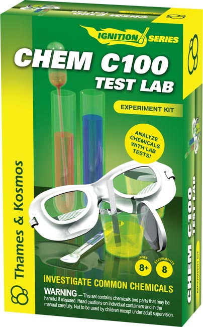 CHEM C-100 Test Lab