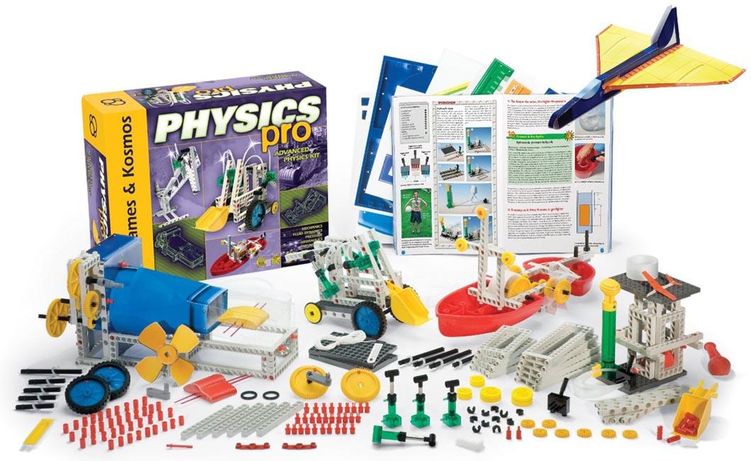 Physics Pro: Advanced Physics Kit
