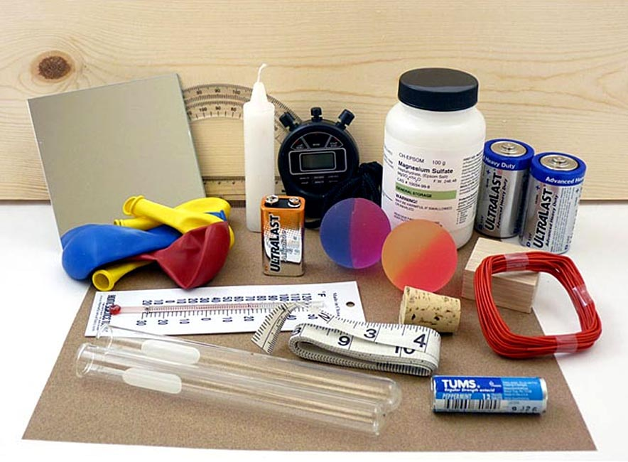 Basic Lab Kit for Physical Science