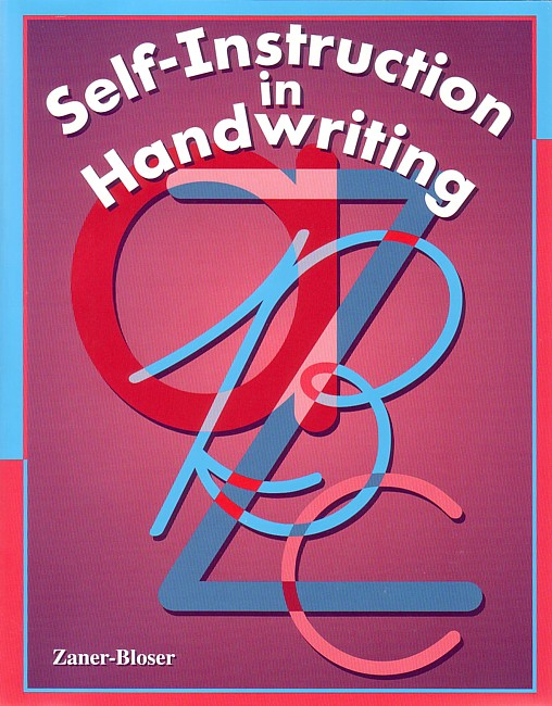 Self-Instruction in Handwriting
