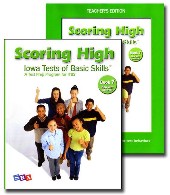 Scoring High IOWA Kit Gr. 7